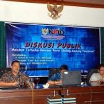 Diskusi Publik KPID DIY : Masukan terhadap Rencana Revisi Undang-Undang Penyiaran