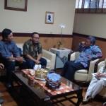 Audiensi KPID DIY ke DPPKA Yogyakarta