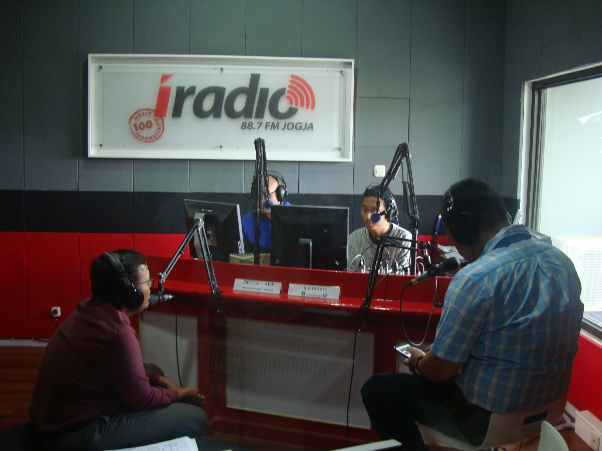 TALKSHOW KPID DIY DI I RADIO