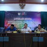 Ketua Komisi A DPRD DIY Bersama KPID DIY melaksanakan Literasi Media
