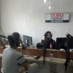 KUNJUNGAN KPID DIY KE RADIO SWASTA MEGASWARA FM