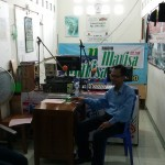 KUNJUNGAN KPID DIY KE RADIO KOMUNITAS MARISA