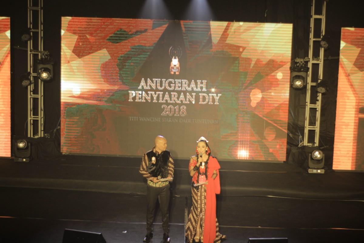 MALAM ANUGERAH PENYIARAN DIY 2018