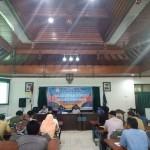 EVALUASI DENGAR PENDAPAT PERKUMPULAN PENYIARAN RADIO KOMUNITAS SUARA PASAR FM