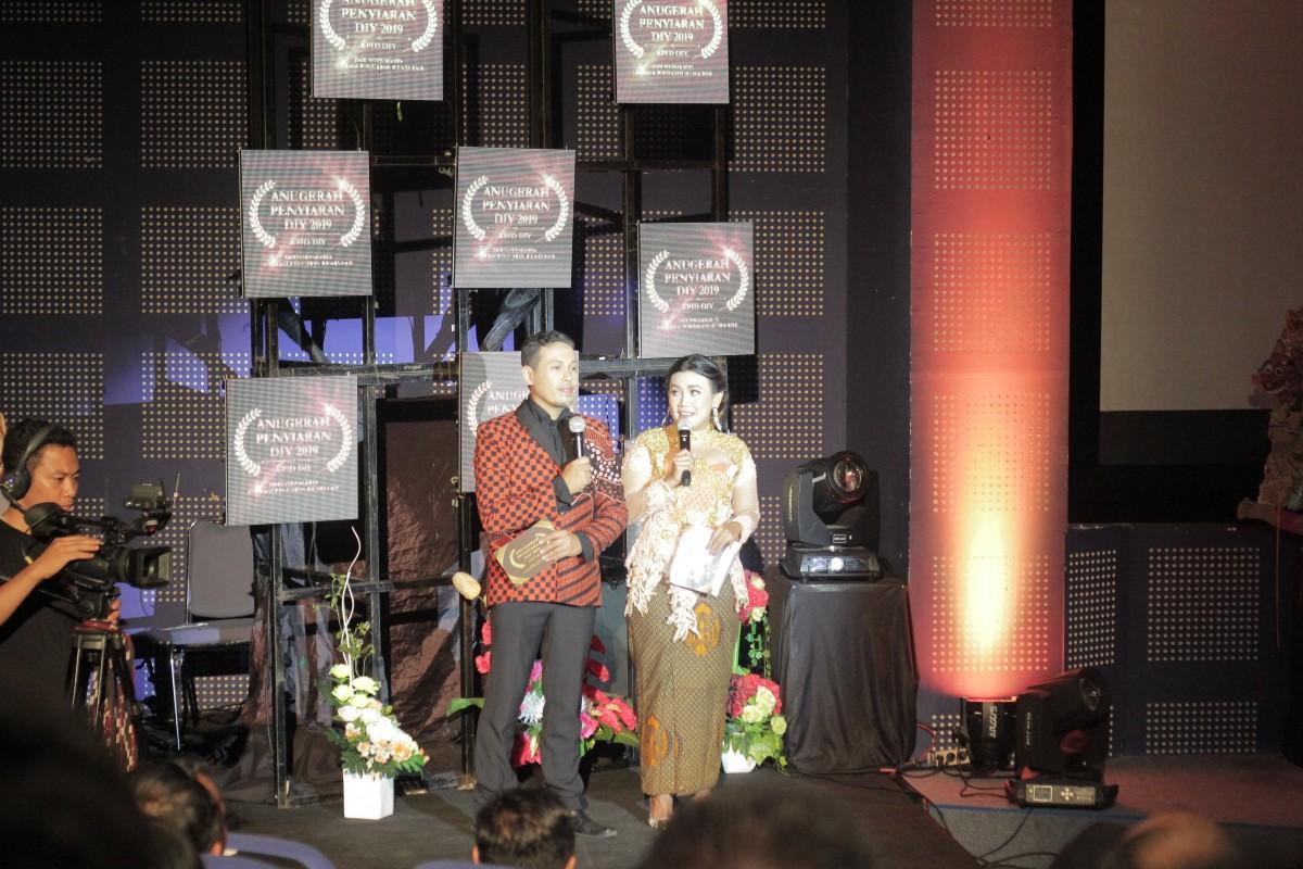 """Press Release Anugerah Penyiaran DIY 2019 """"Dari Yogyakarta, Lembaga penyiaran Bicara Baik"""""""